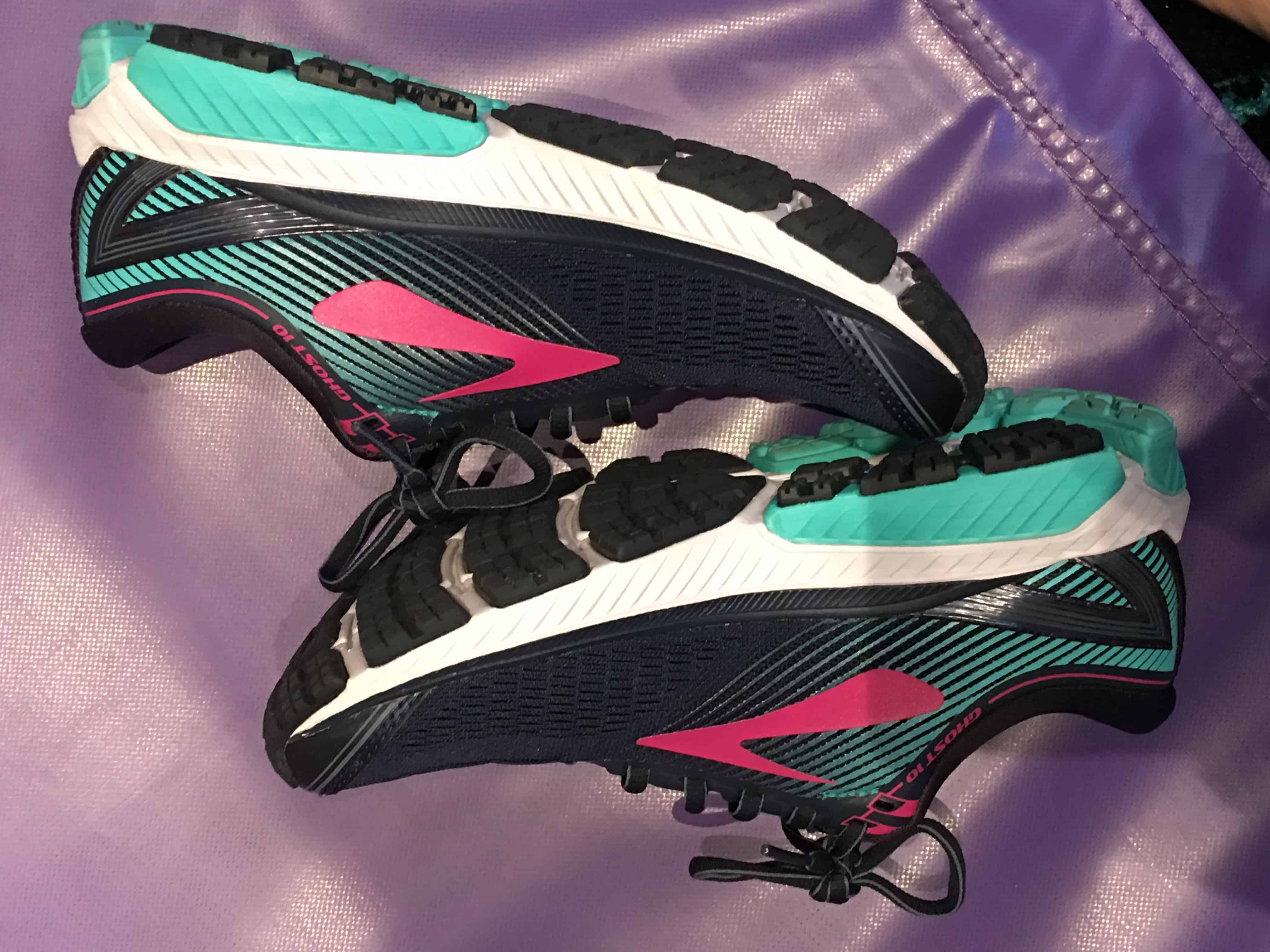brooks ghost 10 review