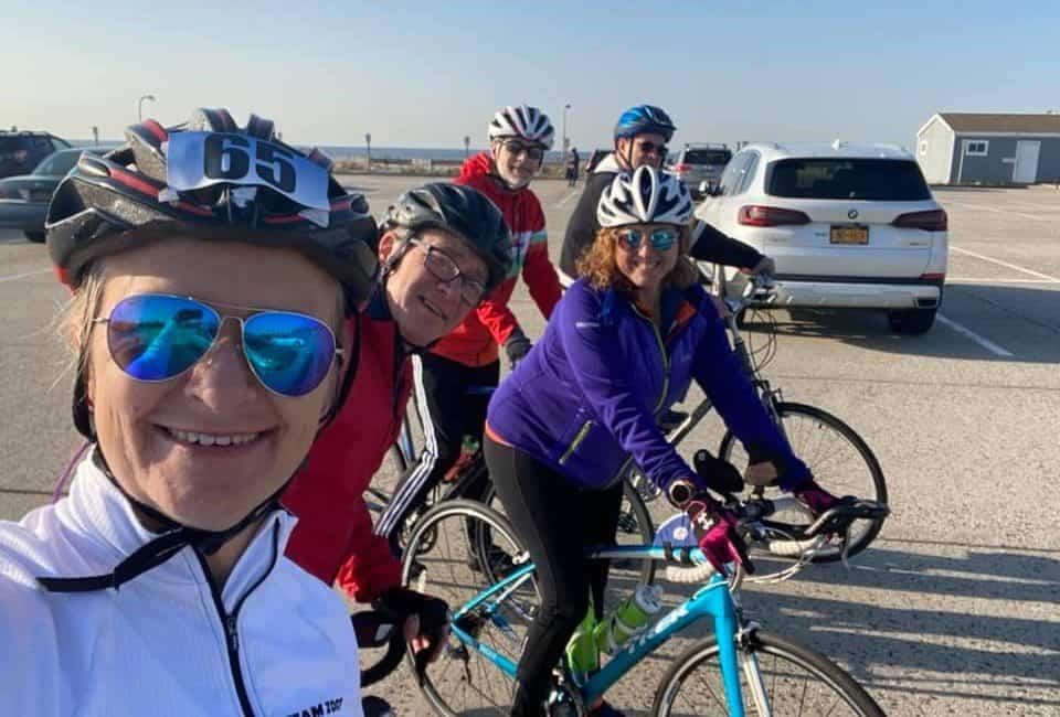 Bike Riding at Tobay