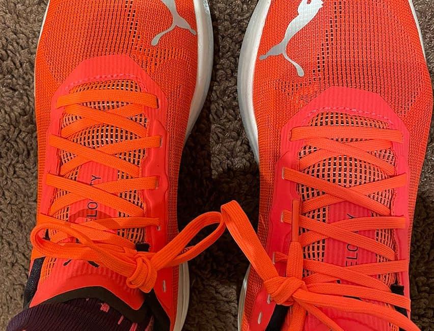 PUMA running sneakers